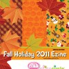 Fall Holiday Ezine is Here!