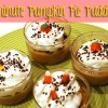 5-Minute Pumpkin Pie Pudding