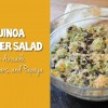Yummy Quinoa Summer Salad