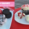 Make Your Own Frozen Yogurt Dessert Shapes