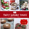 10 Tasty Holiday Treats plus Monday Funday Link Party