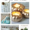 5 Fall Gifts Ideas and 5 Fall Recipes + MONDAY FUNDAY Link Party