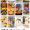 12 Thanksgiving Recipe & Craft Ideas #MondayFundayParty