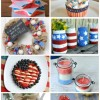 10 Patriotic Craft and Recipe Ideas #MondayFundayParty