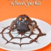 Spooky Cake Pop Spiders