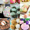 12 Tasty Easter Treats + MONDAY FUNDAY Link Party