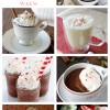 Hot Chocolate - 7 Different Ways #MondayFundayParty