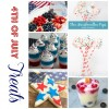 13 Fourth of July Treat Ideas #MondayFundayParty