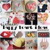 16 Heart Inspired DIY Ideas for Valentine's Day