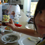 Miranda cupcake