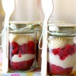 cupcake in jar