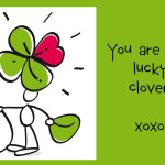Lucky Clover ecard