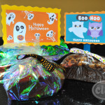 Pumpkin bread Halloween gifts 1