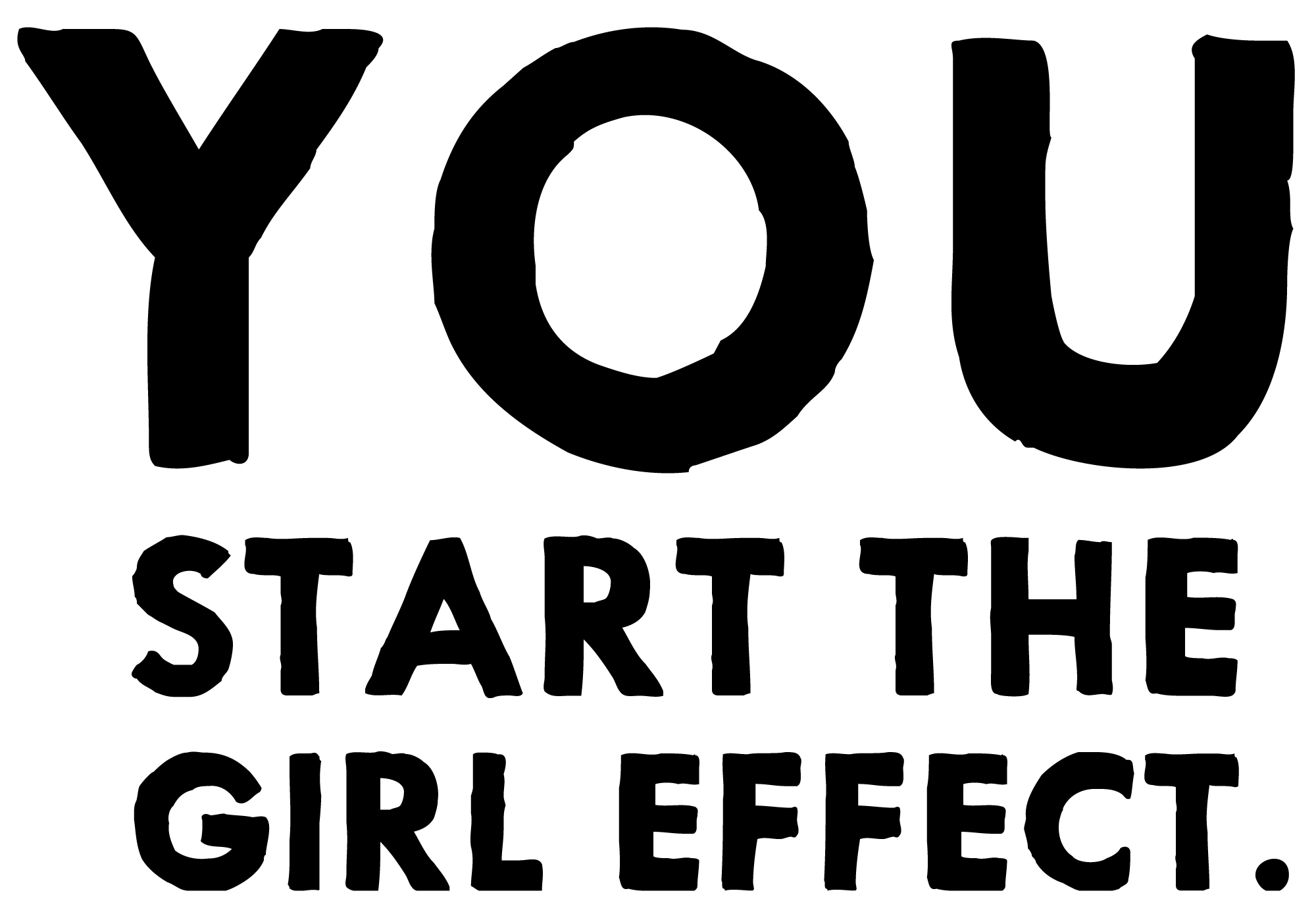 Change Starts With A Girl