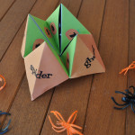trick or treat cootie catcher