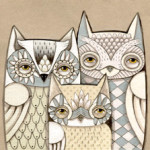 Jo James owl