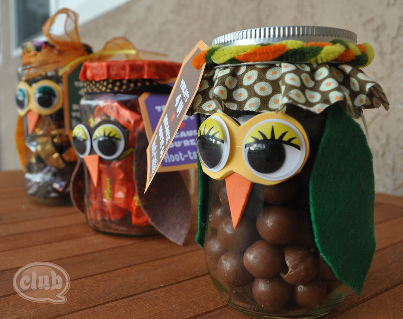 Halloween Baby Gifts Ideas : Birthday cake in a can tutorial the th avenue