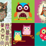 owl illustration inspiration