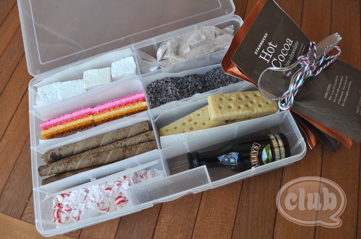 Best Homemade Gift Ever | Club Chica Circle - where crafty is ...