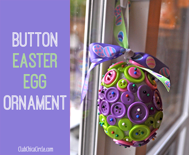 button egg beauty