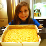 cooked corn casserole