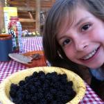 100 Foods List Challenge- Fresh Wild Berries