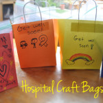 Hospital Craft Bags for Kids