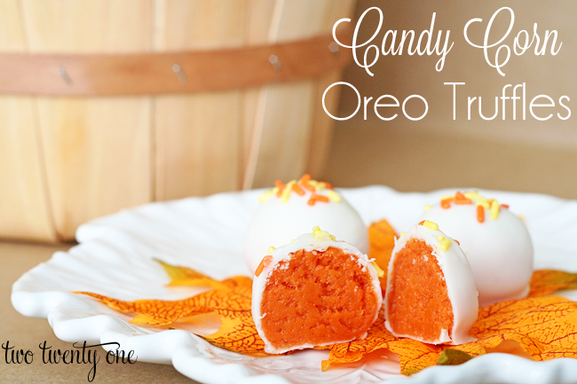 For the Love of Candy Corn – Candy Corn Inspired Creations