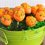 Cake pop Fall basket cropped
