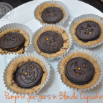 Pumpkin Joe-Joes cupcake treat