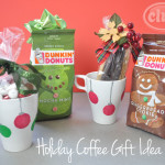 Holiday Homemade Coffee Gift Craft Idea
