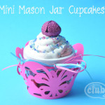 mason cupcake candy jar craft copy