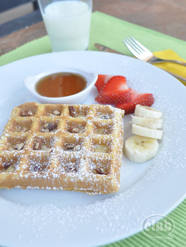 Pumpkin Puree Waffles Try Pumpkin Puree in Chocolate