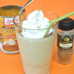 pumpkin puree smoothie