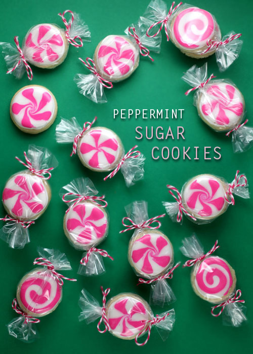 peppermint-sugar-cookies