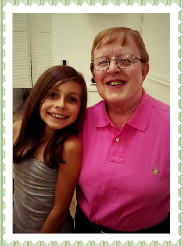 Grandma & My Tween