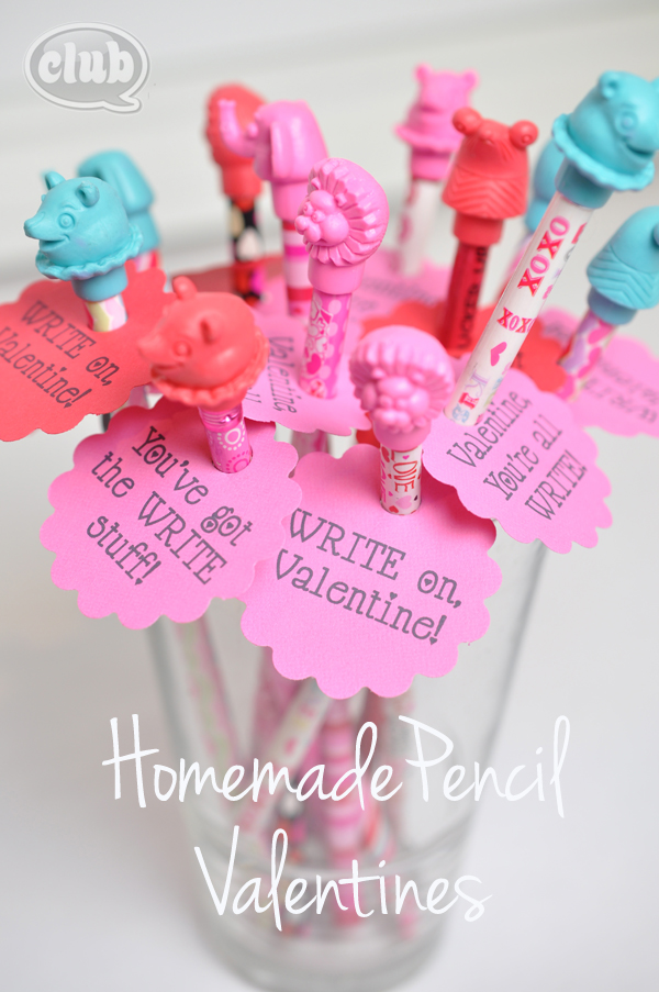Easy Homemade Valentines Card Idea for Kids – Homemade Valentine Cards Ideas