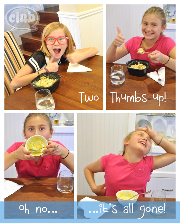 Kraft Homestyle Macaroni and cheese tween review