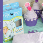 Spa sleepover turbie twist cupcakes craft
