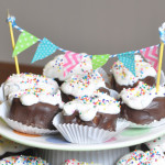Cake batter truffles feature