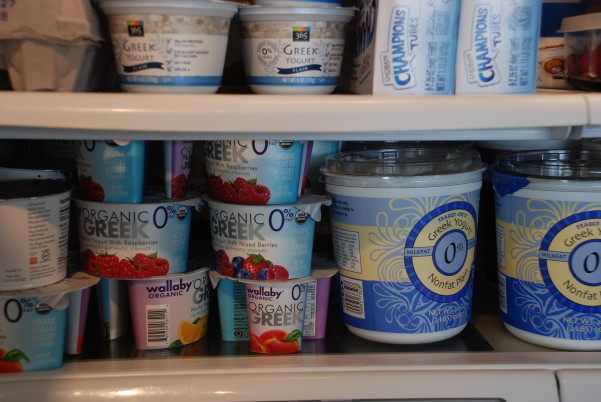 Our Love of Greek Yogurt