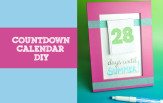 Countdown to Summer Calendar DIY feature