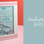 Go Confidently Framed Grad Gift idea