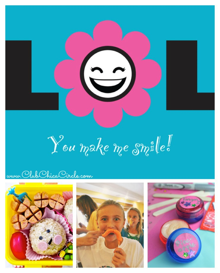 Celebrate Smile Power Day ClubChicaCircle