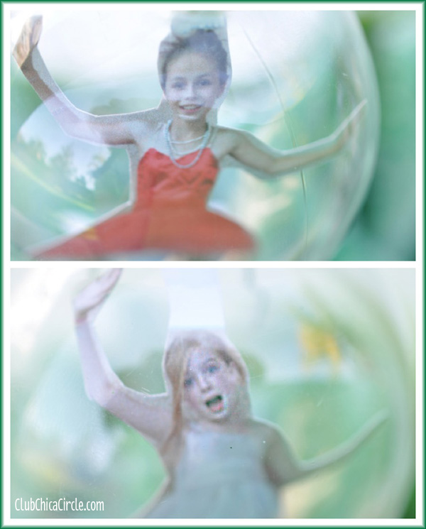 OZ inspired girls floating in bubbles