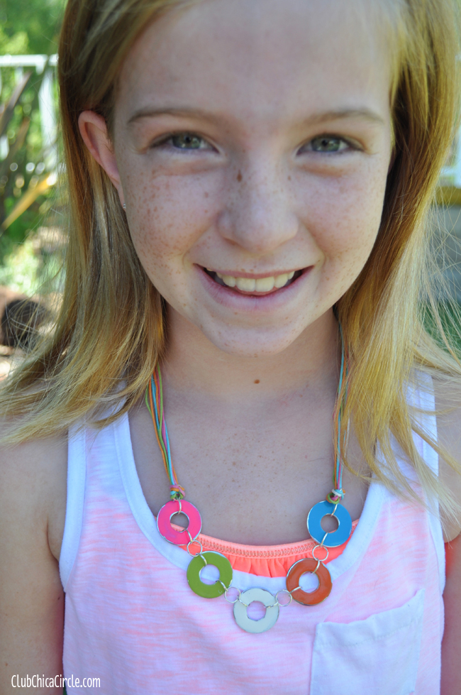 Rings of Inspiron Super Power Necklace for tween girls
