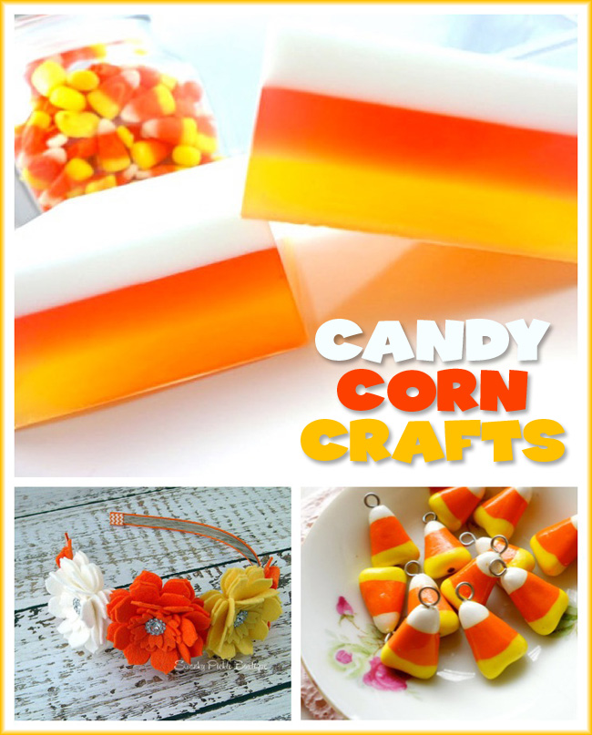 Candy Corn Craft Round Up Club Chica Circle Where