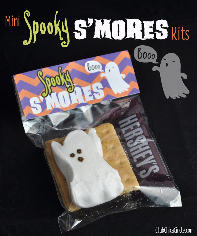 Mini Spooky Smores Kits