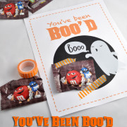 You've Been Boo'd Locker Printable