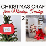 10 Christmas Crafts Monday Funday